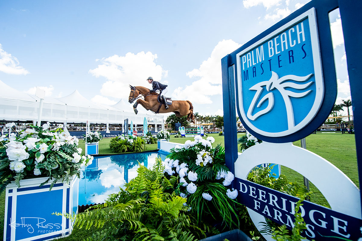 Palm Beach Masters at Deeridge photo by Kathy Russell