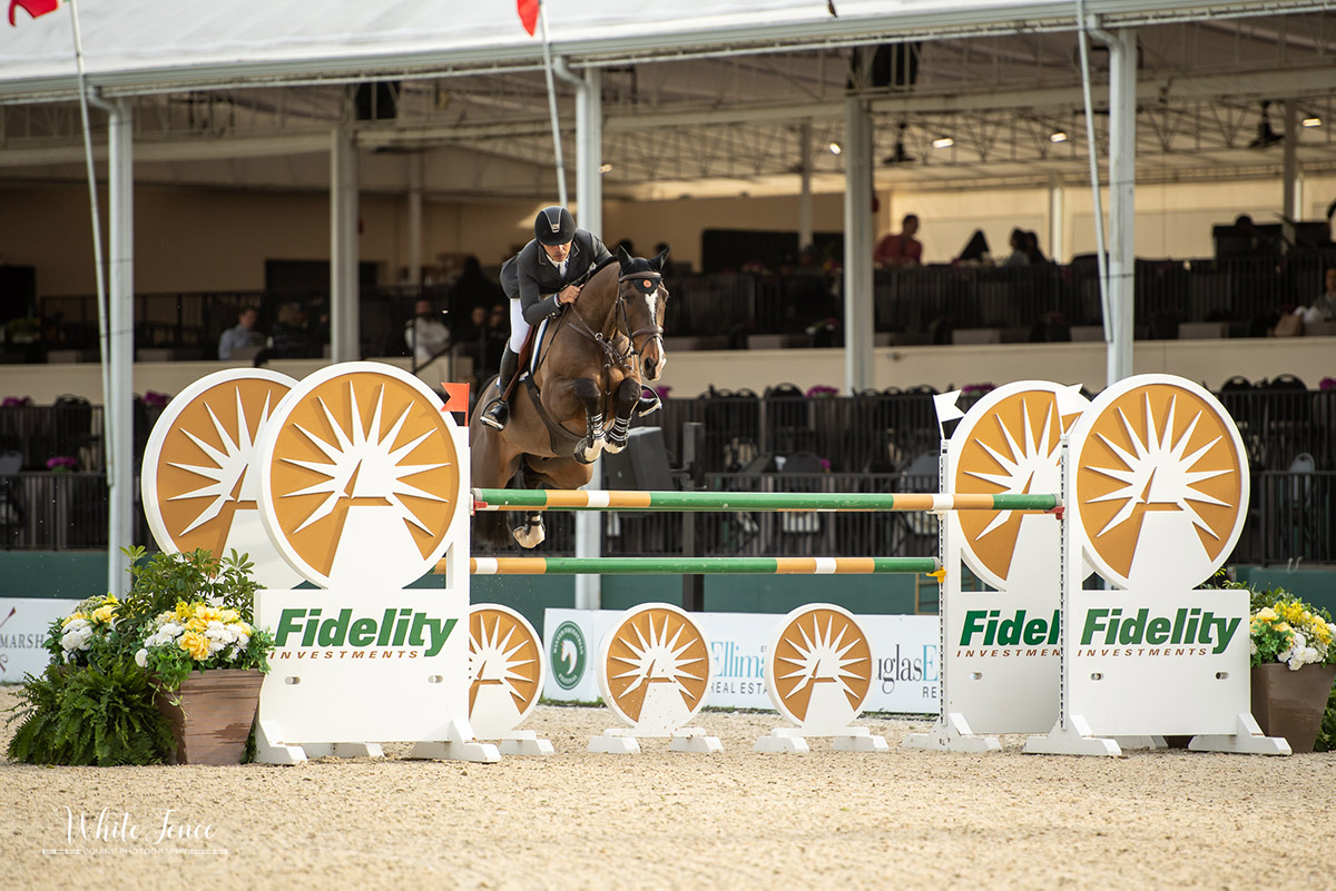 WEF PBIEC photo by White Fence Equine Photography